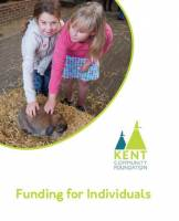 Funding for Individuals leaflet