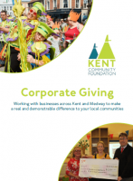 Corporate Giving brochure