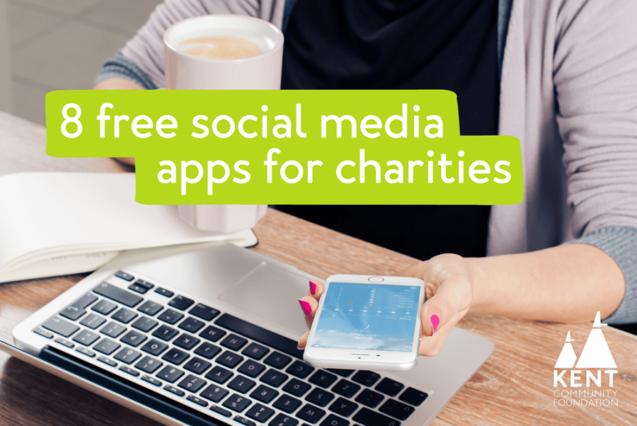 8 free social media apps for charities