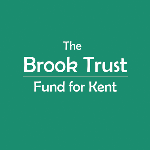 The Brook Trust Fund for Kent logo